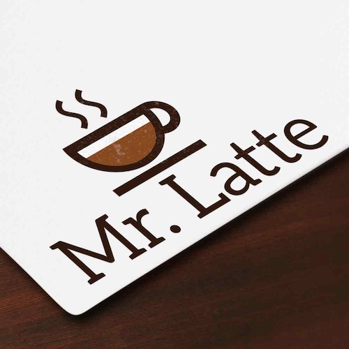 I love Latte, Mr. Latte is my personal brand.